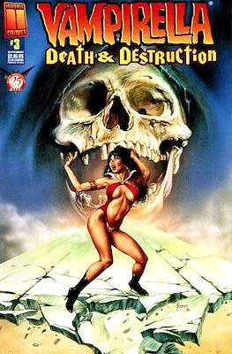 Vampirella Death & Destruction (Cómic Book) #3