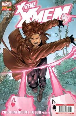 X-Treme X-Men (2002-2005) (Grapa) #39