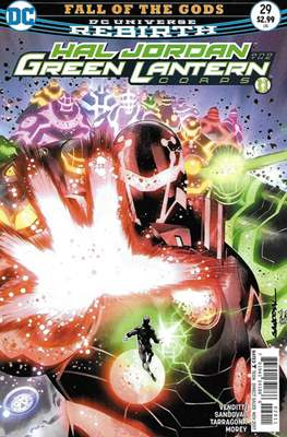Hal Jordan and the Green Lantern Corps (2016-2018) (Comic-book) #29
