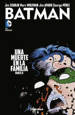 Batman. Una muerte en la familia (Rústica) #4