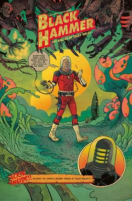 Black Hammer (Comic-book) #9
