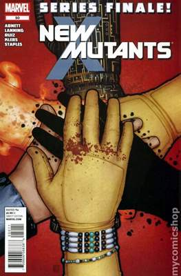 New Mutants Vol. 3 (Comic Book) #50