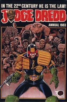 Judge Dredd Annual #3