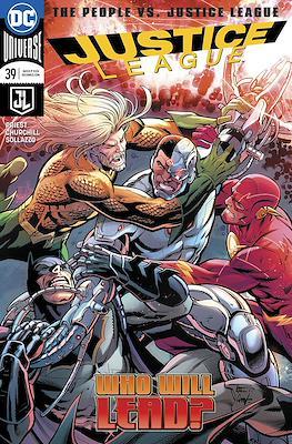 Justice League Vol. 3 (2016-2018) (Comic-book) #39