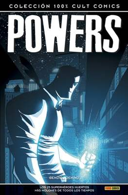 Powers. 100% Cult Comics (Rústica 128-240 pp) #12
