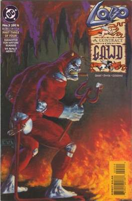 Lobo: A Contract on Gawd (Comic Book) #3