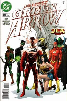 Green Arrow Vol. 2 (Comic-book.) #133