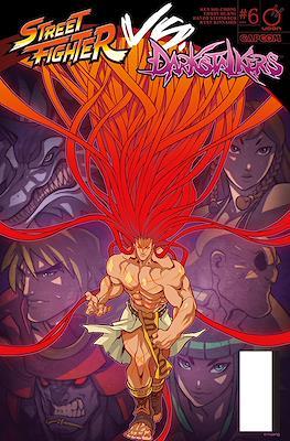 Street Fighter Vs. Darkstalkers (Comic-book) #6