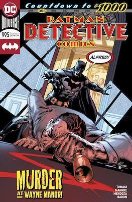 Detective Comics Vol. 1 (1937-2011; 2016-) (Comic Book) #995
