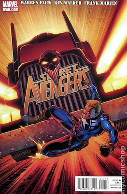 Secret Avengers Vol. 1 (2010-2013) #17