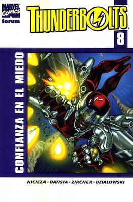 Thunderbolts vol. 2 (2002-2004) (Rústica. 17x26. 96/128 páginas. Color.) #8