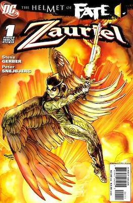 Zauriel - The Helmet of Fate