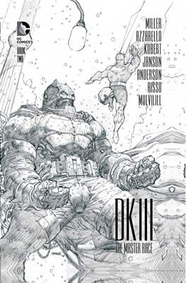 Dark Knight III: The Master Race (Hardcover) #2