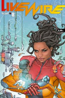 Livewire (Grapa 24 pp) #8