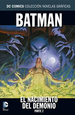 Colección Novelas Gráficas DC Comics #28