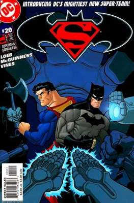 Superman / Batman (2003-2011) (saddle-stitched) #20