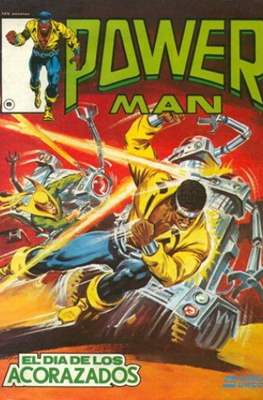 Power Man (Grapa 40 pp) #8