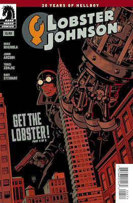 Lobster Johnson (Comic Book) #19