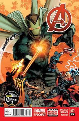 Avengers Vol. 5 (2013-2015) (Comic Book) #27