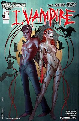 I, Vampire Vol. 1 #1