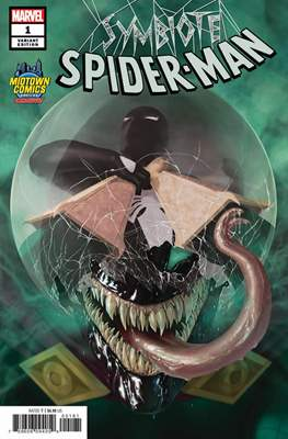 Symbiote Spider-Man (2019 - Variant Covers) (Comic Book) #1.7