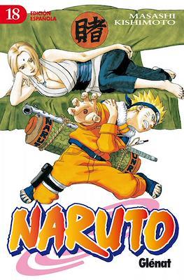Naruto (Rústica con sobrecubierta) #18