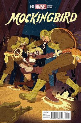 Mockingbird (2016 Variant Cover) #1.1
