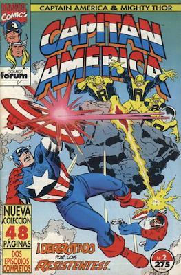 Capitán América & Thor el Poderoso Vol. 2 (1993-1994) #2