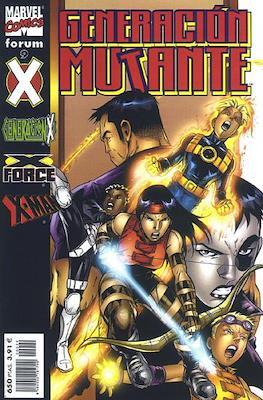 Generación Mutante (2000-2002) #9