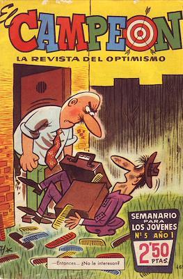 El Campeón (1960) (Grapa) #5