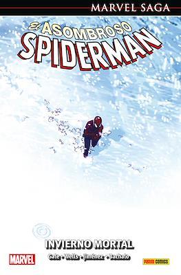 Marvel Saga: El Asombroso Spiderman (Cartoné) #15