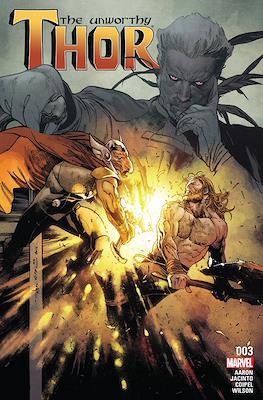 The Unworthy Thor (Comic-book) #3