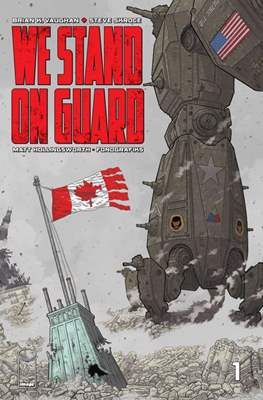 We Stand on Guard (Comic-book) #1