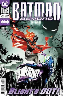 Batman Beyond (Vol. 6 2016-...) #42