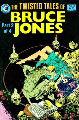 The Twisted Tales of Bruce Jones (Comic Book) #2