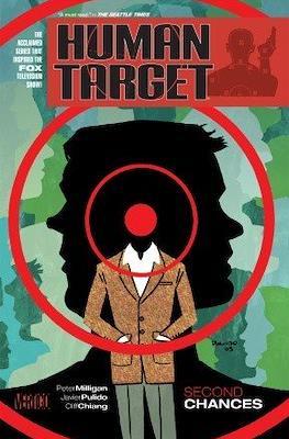 Human Target (TPB) #4