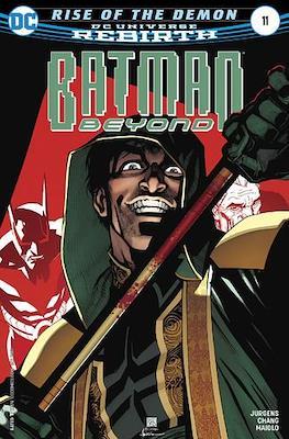 Batman Beyond (Vol. 6 2016-...) #11