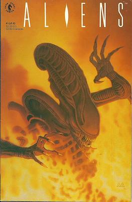 Aliens: Book II (Grapa) #4