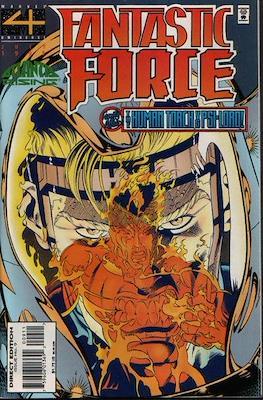 Fantastic Force Vol. 1 (1994-1996) #9