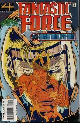 Fantastic Force Vol. 1 (1994-1996) (Saddle-stitched) #9