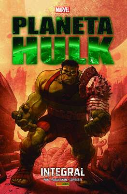 Planeta Hulk. Marvel Integral