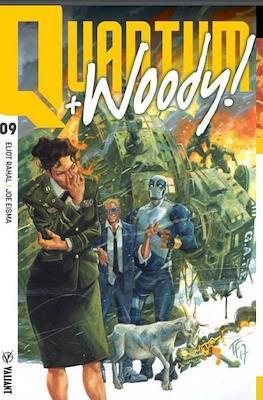 Quantum + Woody! (Grapa) #9