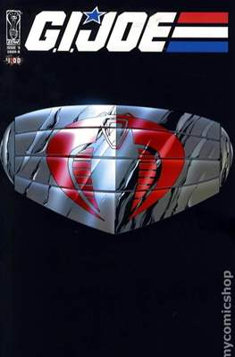 G.I. Joe (2008-2011 Variant Cover)