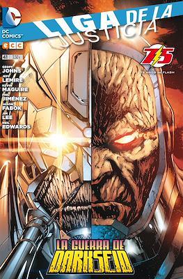 Liga de la Justicia. Nuevo Universo DC / Renacimiento (Grapa) #41