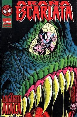 Araña Escarlata: El Lagarto ataca (1996)