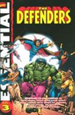 Marvel Essential: Defenders (Softcover) #3