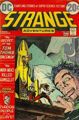 Strange Adventures (Comic Book) #238