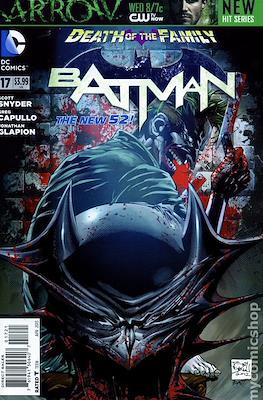 Batman Vol. 2 (2011-2016 Variant Covers) (Comic Book) #17