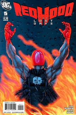 Red Hood: The Lost Days (saddle-stitched) #5