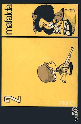 Mafalda (Rústica. Edición 1970) #2